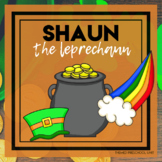 St. Patrick's Day Themed Unit-Preschool Lesson Plans and Activities (one week)
