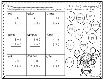 NO PREP  MARCH  LANGUAGE ARTS & MATH PRINTABLES, PROJECT & MORE!