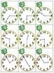 St. Patricks Day Time Math Center
