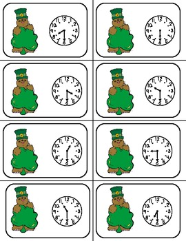 St. Patrick's Day: Time Memory