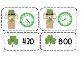 St. Patrick's Day Time Telling