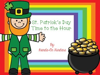 St. Patrick's Day Time to the Hour