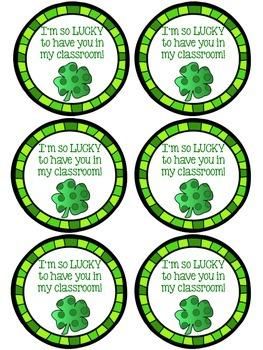 St. Patrick's Day Treat