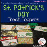 St. Patrick's Day Treat Toppers