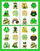 St. Patrick's Day Math Activities: 102 Fact Families Triangle Facts!