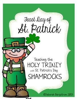 St. Patrick's Day Trinity Shamrocks