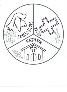 St Patricks Day Trinity W By Emily Ayers