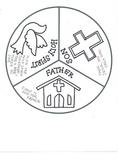 St. Patrick's Day Trinity Wheel