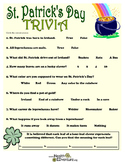 St. Patrick's Day Trivia
