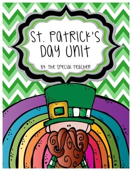 St. Patricks Day Unit
