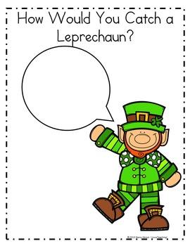 St. Patrick's Day Unit for Grades K-3