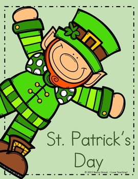 St. Patrick's Day Unit for Grades K-3