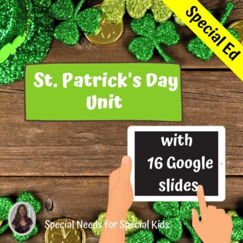 St Patrick's Day Unit for Special Education