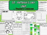 St. Patrick's Day Unit from Teacher's Clubhouse
