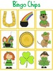 St. Patrick's Day Vocabulary Bingo