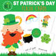 St Patrick's Day Vocabulary Cards