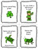 St. Patrick's Day Wh questions {any therapy game or activity} #presidentsale