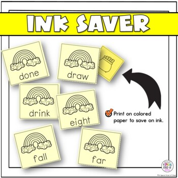 St. Patrick's Day Sight Word Game Grade Three Dolch List