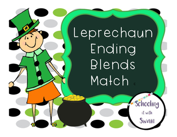 St. Patricks Day Word Match