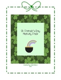 St. Patrick's Day Word Search and Word Jumble