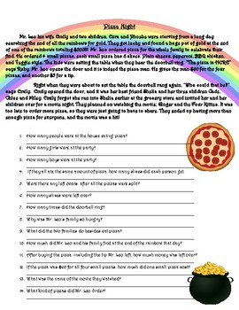 St Patricks Day Workbook