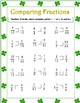 St Patricks Day Workbook