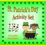St. Patrick's Day Worksheet Pack