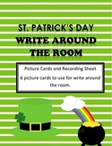 St. Patrick's Day Write Around the Room