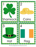 St. Patrick's Day Write the Room Activity