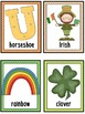St. Patrick's Day Write the Room-Literacy Station