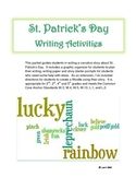 St. Patrick's Day Writing Activities