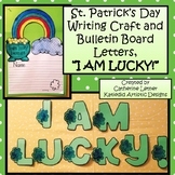 St. Patrick's Day Writing Craft With Bulletin Board Letter
