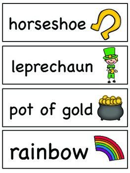 St. Patrick's Day - Writing BUNDLE