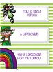 St. Patrick's Day Writing Bundle