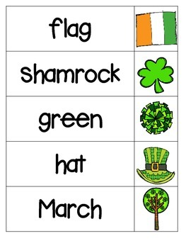 St. Patrick's Day Writing Center