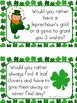 St. Patrick's Day Writing & Crafts