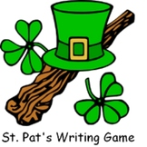 St. Patrick's Day- Writing Game - Happy St. Patrick's Day!
