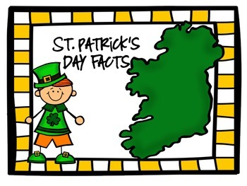 St. Patrick's Day Writing, Literacy, and Math Activities