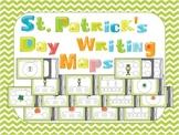 St. Patrick's Day Writing Maps