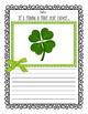 St. Patricks Day Writing Paper