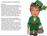 St. Patrick's Day Writing Project