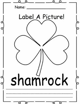 ST. PATRICK'S DAY - Writing Resources Bundle