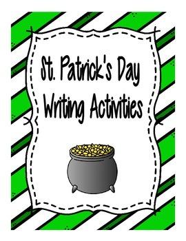 St. Patrick's Day Writing Unit