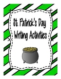 St. Patrick's Day Writing Unit