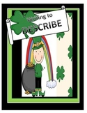 St. Patrick's Day: Writing Workshop and Art Activity