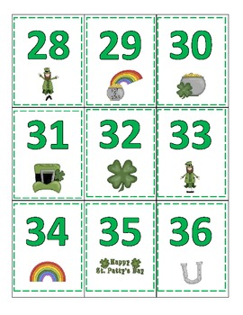 St. Patrick's Day Writing and Math Activities for the Primary Classroom