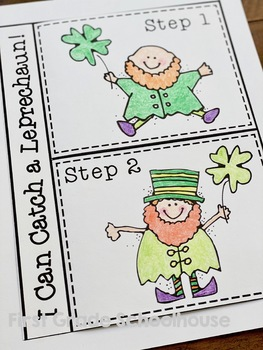 St. Patrick's Day Writing for Kindergarten