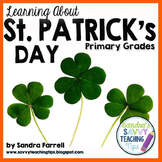 St Patrick's Day - a music, social studies and ELL unit for primary grades