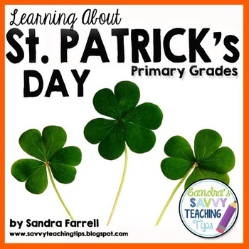 St Patrick's Day - a music, social studies and ELL unit fo