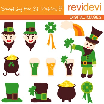 St. Patrick's Day clipart - Lucky Irish